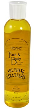 FACE&BODY LSF (stands for Lovely Skin Formula) 8oz